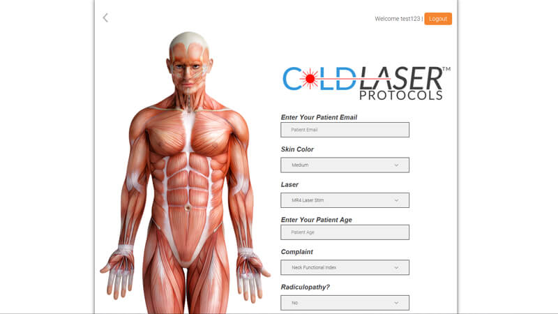 Give the Gift of a Pain Free Life with Cold Laser Protocols